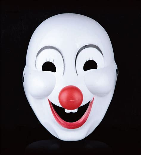 get cheap plastic clown masks aliexpress
