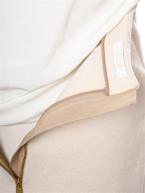 louise ivory white angora and wool