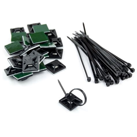 Cable Tie 25 Cm sonik pedal board cable tie fixture kit