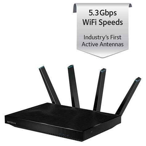 Netgear R8500 Ac5300 Nighthawk X8 Tri Band Wifi Router Qu 30167 Wd netgear nighthawk x8 ac5300 tri band