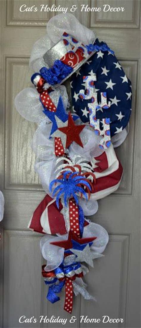 4th Of July Door Decorations by Patriotic Door Decor Ideas 4th Of July