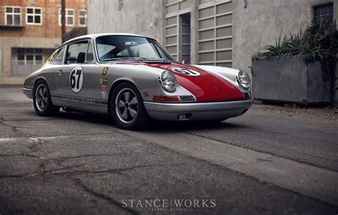 magnus walker porsche sports purpose magnus walker s 67s stanceworks com