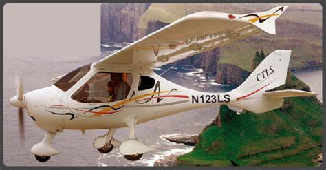 ct light sport aircraft personal flight design ctls light sport aircraft for sale