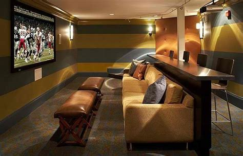 sound bar behind couch theater seating with bar seating behind the sofa home