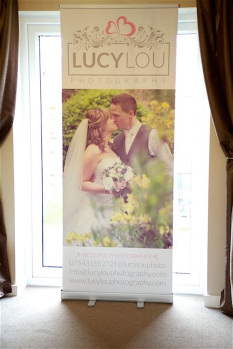 Wedding Banner For Photos by Lucylou Wedding Photography Banner Stand