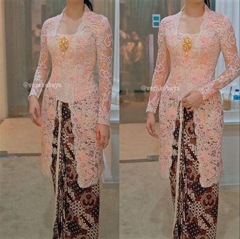 Batik Danar Hadi Bali 17 parasta ideaa kebaya brokat pinterestiss 228 kebaya kebaya muslimi ja baju kurung
