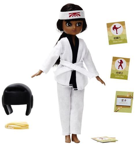 lottie dolls books kawaii karate lottie doll a mighty