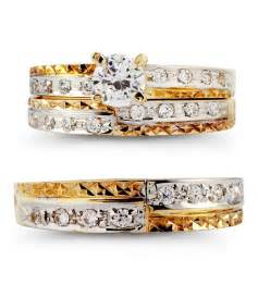 wedding rings sets for him and wedding rings sets for him and di candia fashion