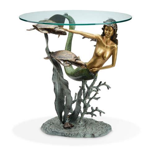 sea turtle table ls mermaid and sea turtle table