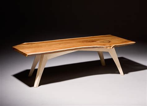 elm live edge cocktail table a selection of recent furniture commissions a few small