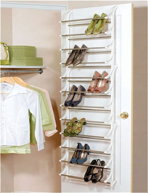 Encantador  Zapatero Para Colgar #3: Shoe-storage-solutions-for-small-spaces-luxurious-shoe-storage-solutions-for-closet-roselawnlutheran-best-interior.jpg