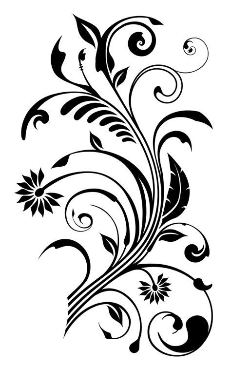 floral pattern png transparent gambar bunga floral pattern transparent