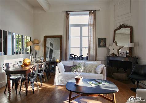 decoration vintage maison l int 233 rieur vintage d une chineuse e magdeco magazine