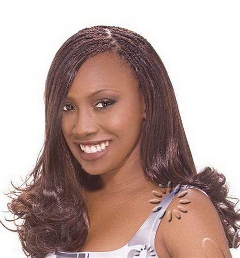 hairstyles for yaki braids hairstyles with micro braids