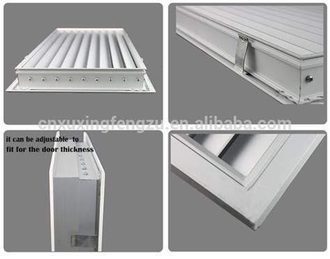 Interior Door Vent Grill by V Type Aluminum Bathroom Ventilation Grille Door Vents For