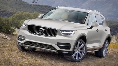 Upcoming Volvo 2020 by 2020 Volvo Xc40 Design Price Interior Specs Review
