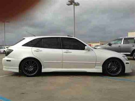 custom 2003 lexus is300 purchase used 2003 lexus is300 sportcross only 53k miles