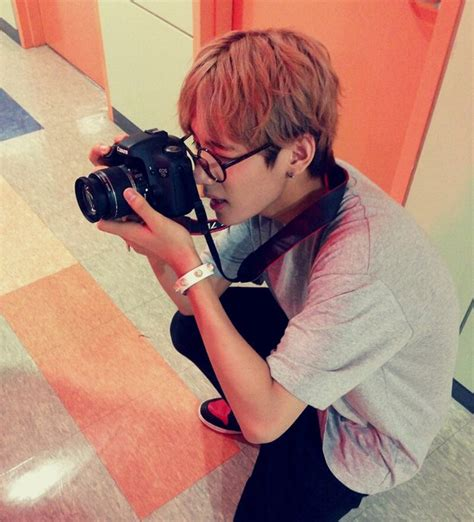 kim taehyung camera just right via tumblr image 3383659 by winterkiss on