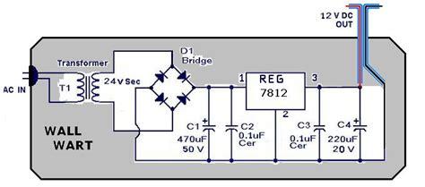 12vdc to 12vac converter circuit diagram diode wiring diagram 12v dc wiring diagram with description