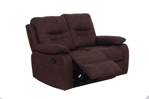 2 seater recliner sofa buy vida living corelli 2 seater fabric recliner sofa