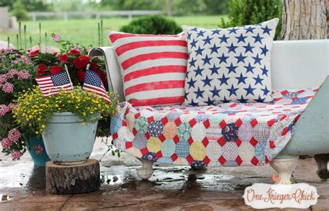 stars and stripes home decor stars stripes pillows home decor contributor sugar bee crafts