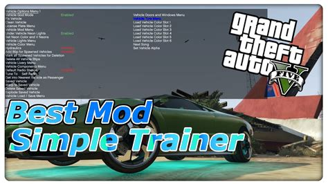 mod gta 5 tutorial gta 5 singleplayer mod menu installieren deutsch