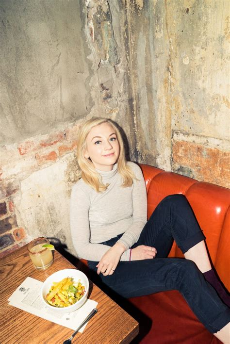 emily kinney talks about her music and how walking dead producers actress emily kinney talks her ep and new show conviction