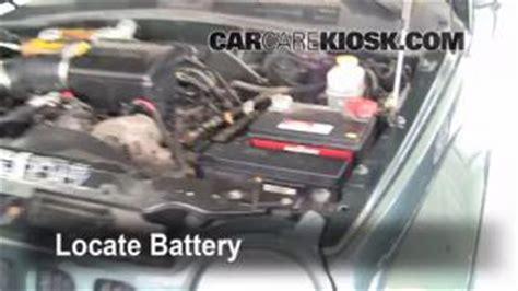 2002 Jeep Liberty Battery Coolant Level Check 2002 2007 Liberty 2002 Jeep Liberty