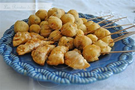 recetas cocina aperitivos navide os aperitivos navide 241 os las recetas de mam 225