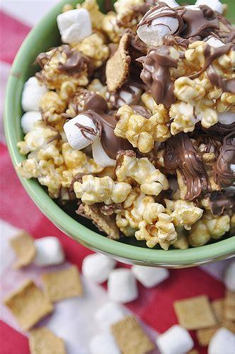 Handmade Popcorn - s mores dessert recipes landeelu