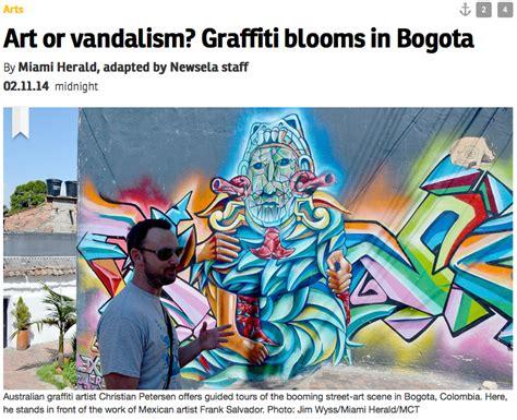 Graffiti Or Vandalism Essay by Graffiti Is Vandalism Essay