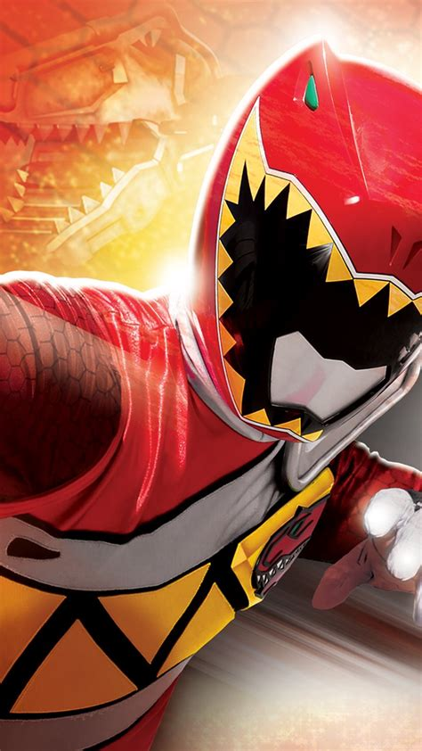 dino charge red ranger wallpapers power rangers  official desktop background