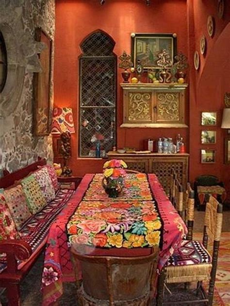 Mexican Dining Room by 25 Best Ideas About Mexican Dining Room On Mexican Style Decor Southwestern Dining