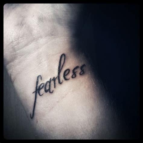 fearless wrist tattoo 28 adorable fearless wrist tattoos