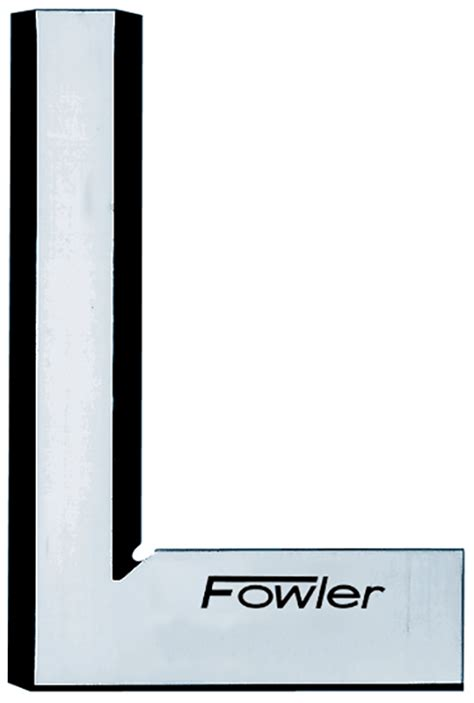 Sq 52 by Fowler 5 Bevel Edge Square 52 426 005 0 524260050