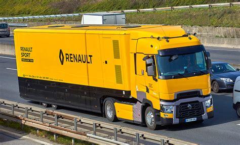 renault trucks range ts for the renault formula 1 team