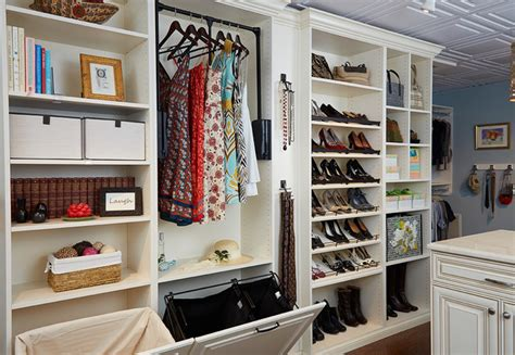 Closet Showroom by Showroom Traditional Closet Dc Metro By Tailored
