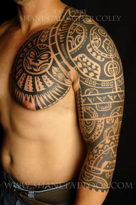dwayne johnson tribal tattoo shane tattoos the rock inspired