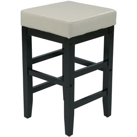 Square Bar Stools 25 Quot Counter Square Bar Stool In Es25vs3cm