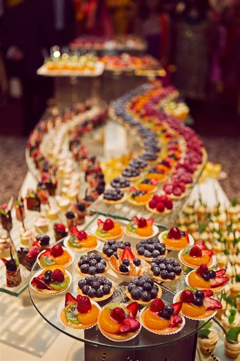 colorful desserts vibrant colorful indian wedding dessert table wedding