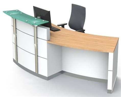 Dda Reception Desk Elite Eb3 Dda Reception Desk No Plinth Reality