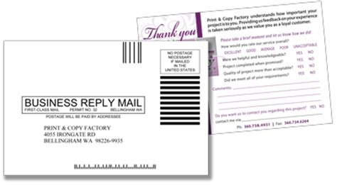 usps business reply mail template business reply mailing print copy factory