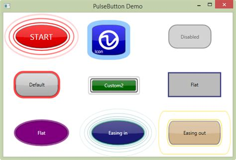 xaml button layout pulse button wpf codeproject