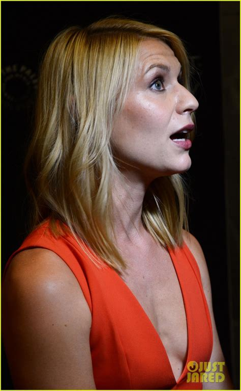 claire danes voice over claire danes attends homeland screening at paleyfest