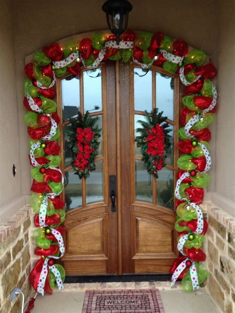 17 best ideas about deco mesh garland on pinterest mesh