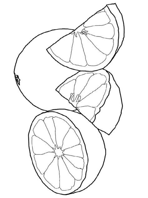 grapefruit color grapefruit coloring pages and print grapefruit