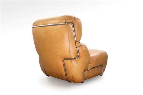 Mid Century Leather Lounge Chair by Mid Century Leather Lounge Chair By Leolux Flatland Design
