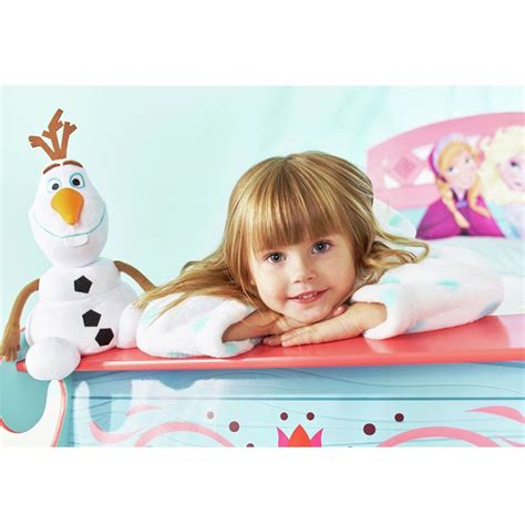 Disney Frozen Toddler Bed by Disney Frozen Sleigh Toddler Bed With Underbed Storage Bedroom