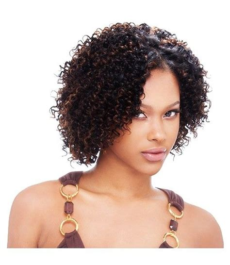 qutix brazilian natural shortcut bundle 3pcs milky way 100 human hair short cut jerry curl 3pcs mi