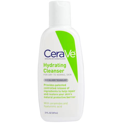 Wardah Cleanser Hydrating Skin cerave hydrating cleanser for to normal skin 3 fl oz 87 ml iherb